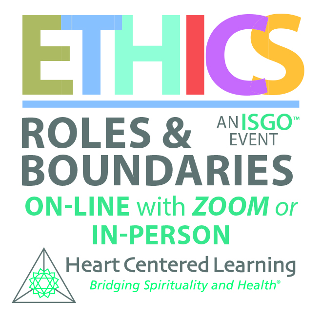 Ethics Roles & Boundaries (Part 2)