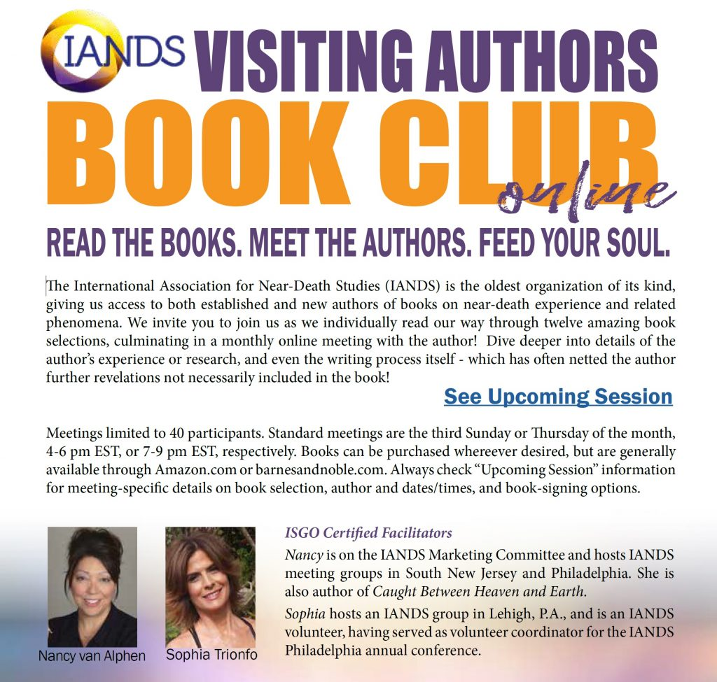 Search ISGO Theme/Topic events for upcoming Book Club dates