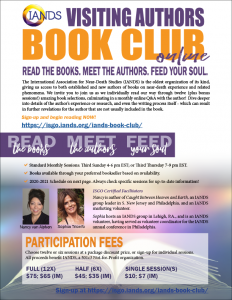 Click to see this book club information flyer fullscreen