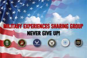 Exclusive Sharing Group for Active and Veteran Military Services Personnel