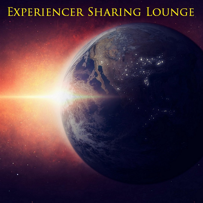 Experiencer Sharing Lounge