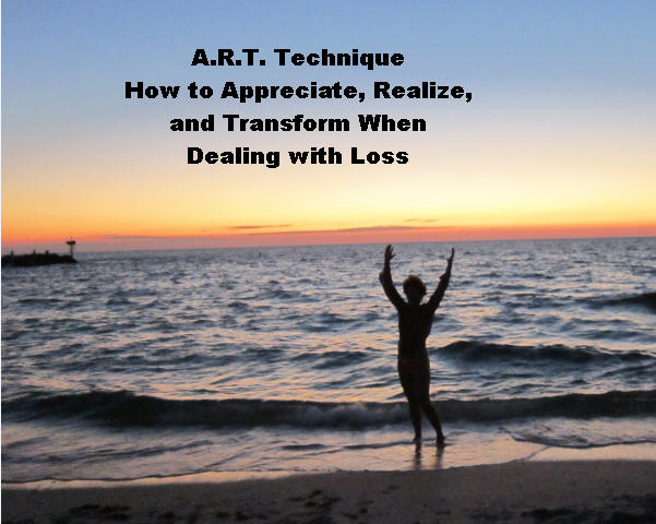 A.R.T. Technique: Appreciate, Realize, and Transform EVERY Part of Your Life with Mark Pitstick